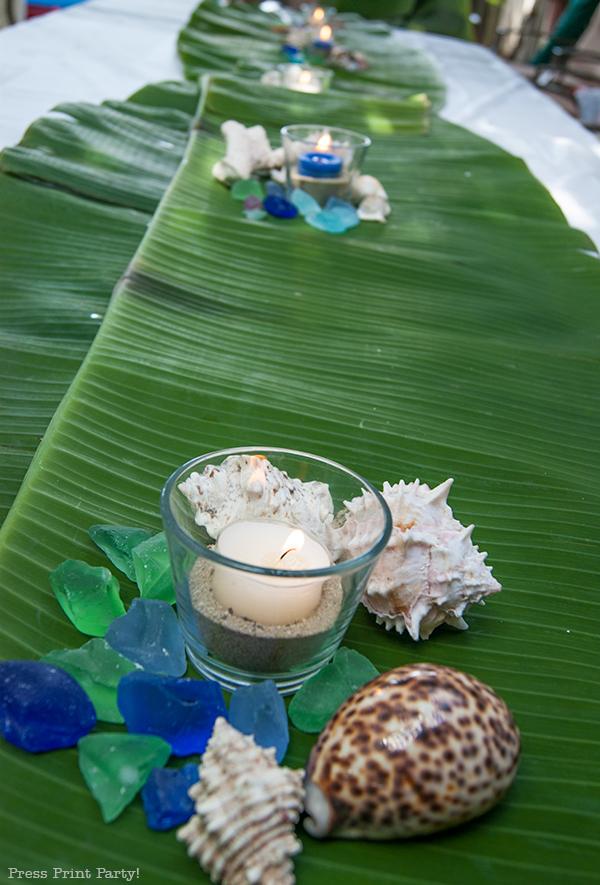Banana-leaves-and-votives