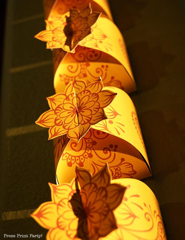Indian-henna-favor-box-flower-printables