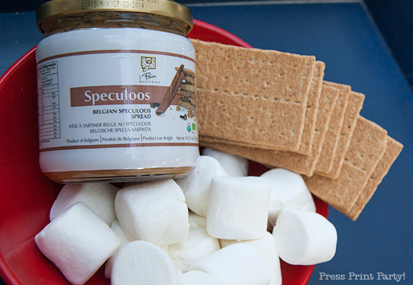 speculoos-smores