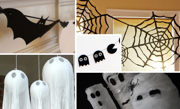 5 Super Easy Halloween Decorations
