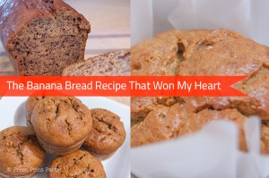 The Banana Bread Recipe That Won My Heart by Press Print Party