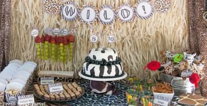 Get Wild Safari Theme Party