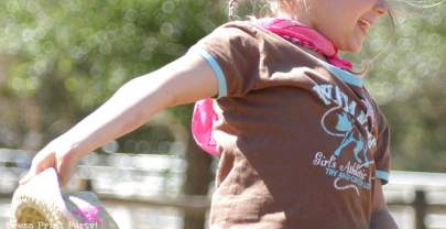 Cowgirl Birthday Party, Western Party in Pink and Brown