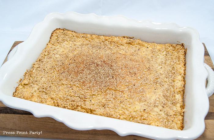 Wet Coconut Cake Recipe Easy