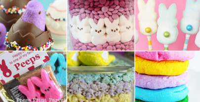 12 Clever and Fun Peeps Ideas