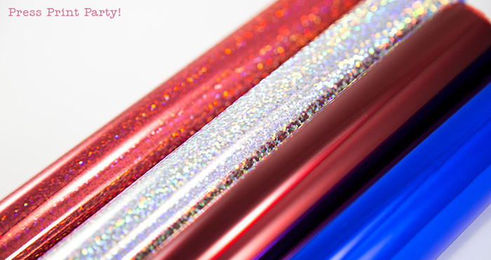Cellophane rolls for tassel cupcake toppers.