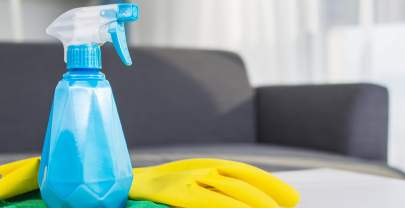 5 Things You Forgot To Clean That Might Be Grossing Out Your Guests