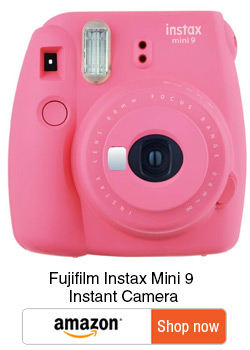 Ultimate gift guide for tweens - instant camera