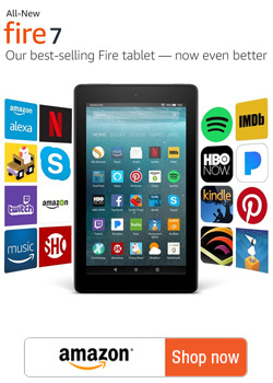 Best gifts for Tweens - gift guide - Fire Tablet