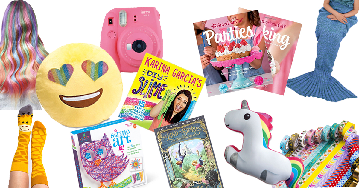 45 Ultimate Gifts for Tween Girls