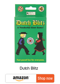 Ultimate gifts for Tweens - Gift guide for tweens - Dutch Blitz