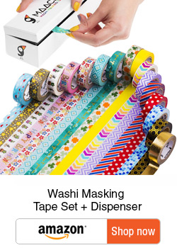 Ultimate gifts for Tweens - Gift guide for tweens - washi tape