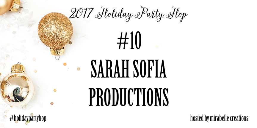 2017 Holiday Party Hop