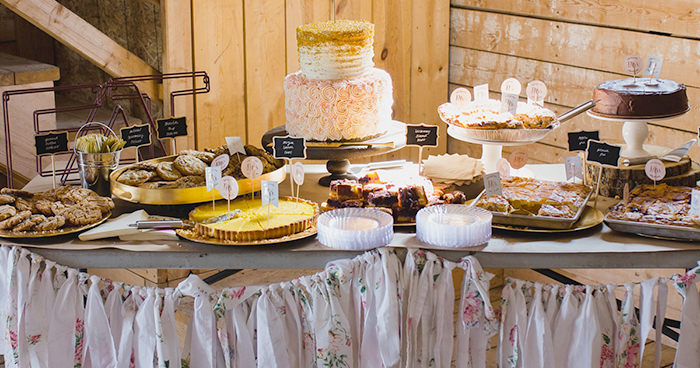 A Breathtaking Rustic Barn Wedding