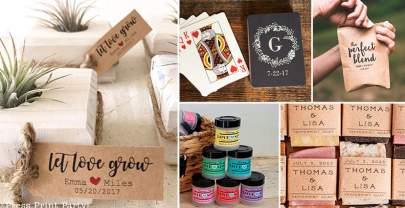 11 Wedding Favors your Guests will Love
