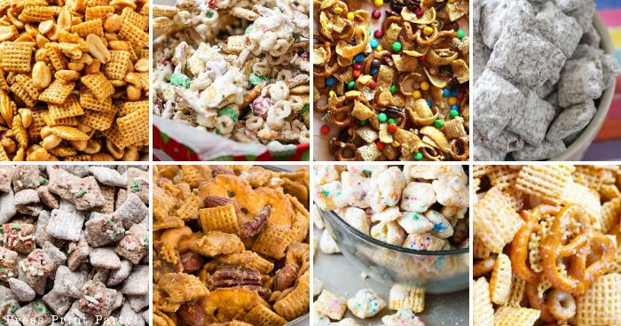 19 Sweet Chex Mix Recipes You've been missing all your life