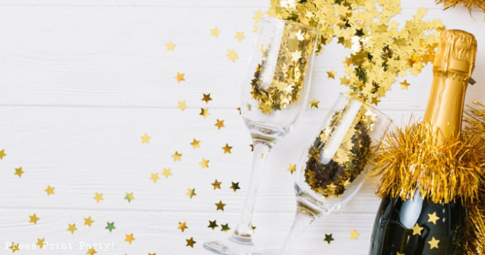 14 Entertaining Essentials for an Awesome New Year's Eve Party