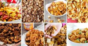 11 spicy chex mix recipes - Press Print Party!
