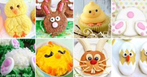 Easter party treat ideas - Press Print Party!