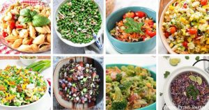 43 Easy potluck salad ideas