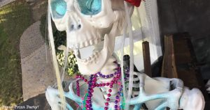 mermaid skeleton makeover featured Press Print Party!