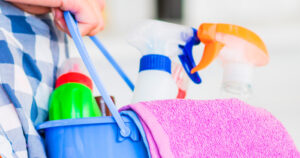 5 more things you forgo to clean that might be grossing out your guests - Press Print Party!