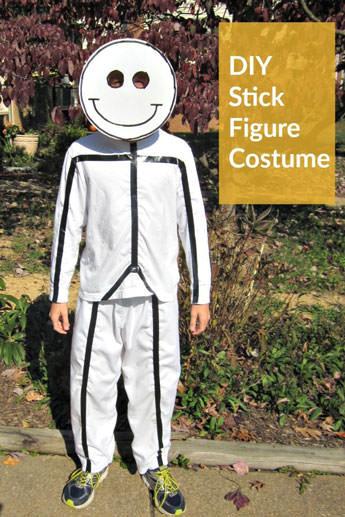 - Last minute Halloween diy costumes ideas