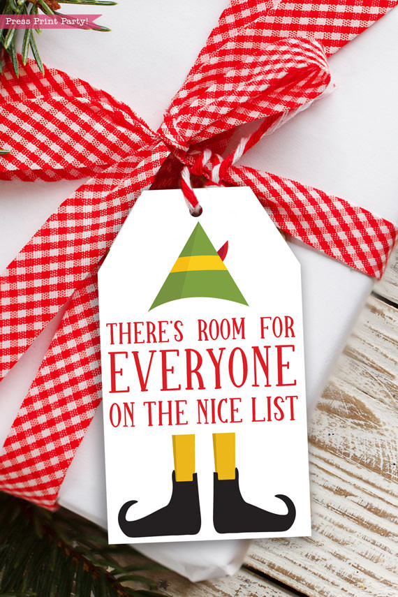 There's room for everyone on the nice list.
