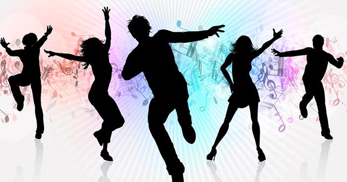 dance party theme
