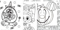 colouring page halloween where to find the best halloween colorig pages for kids Press Print Party!
